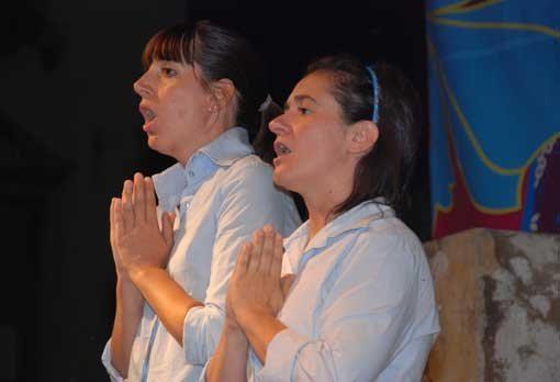 TACITE PALOMBE TeatroGruppo Popolare