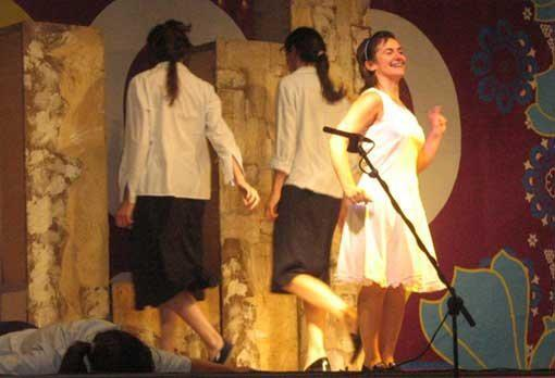TACITE PALOMBE TeatroGruppo Popolare Como