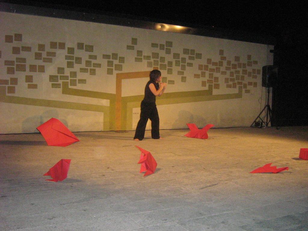 Il sole con l'ombrello TeatroGruppo Popolare Como