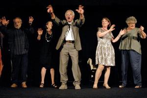 TeatroGruppo Popolare Corsi di teatro per senior e over60