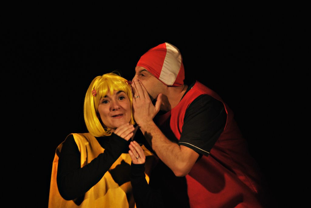 I due coriandoli TeatroGruppo Popolare