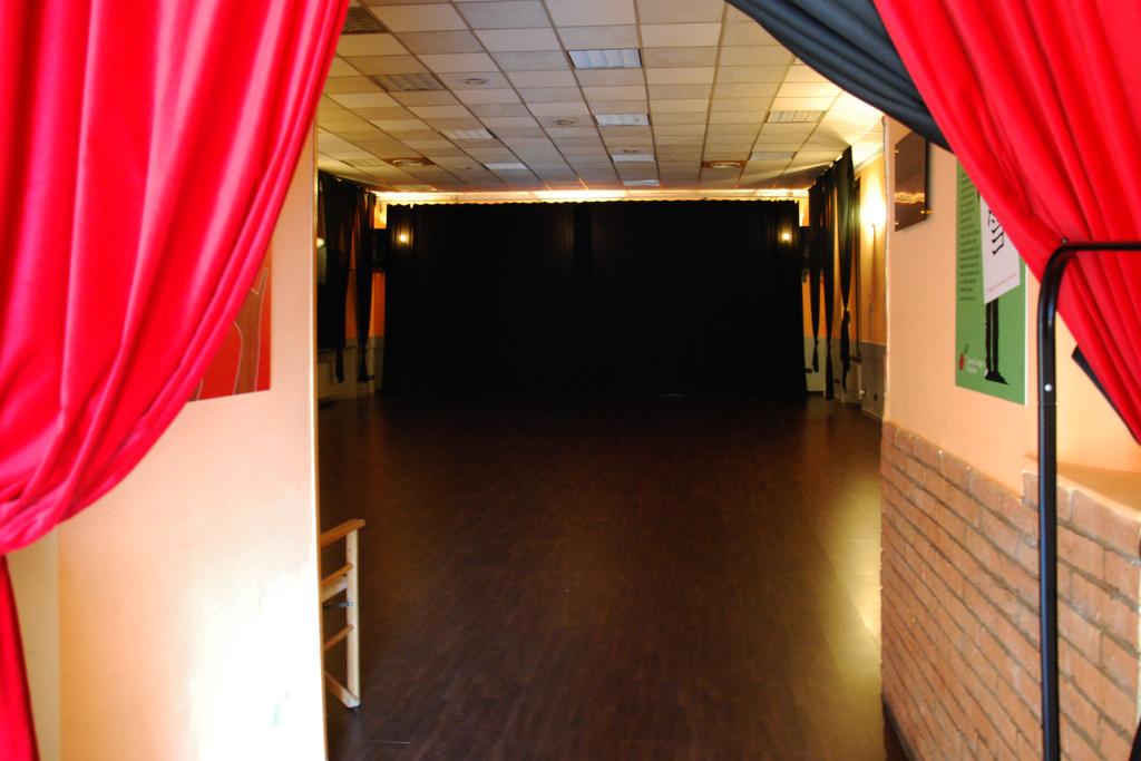 TeatroGruppo Popolare la nostra sede