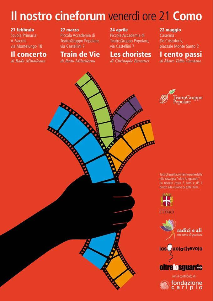 Il Cineforum di TeatroGruppo Popolare