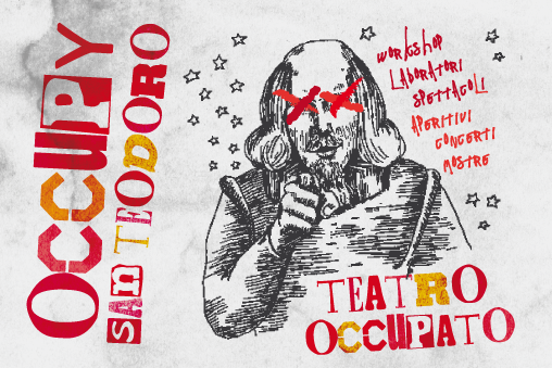 San Teodoro occupy 2015