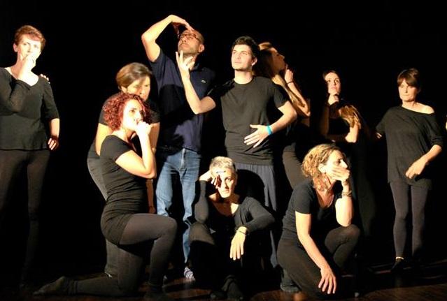 Corso di teatro per adulti TeatroGruppo Popolare