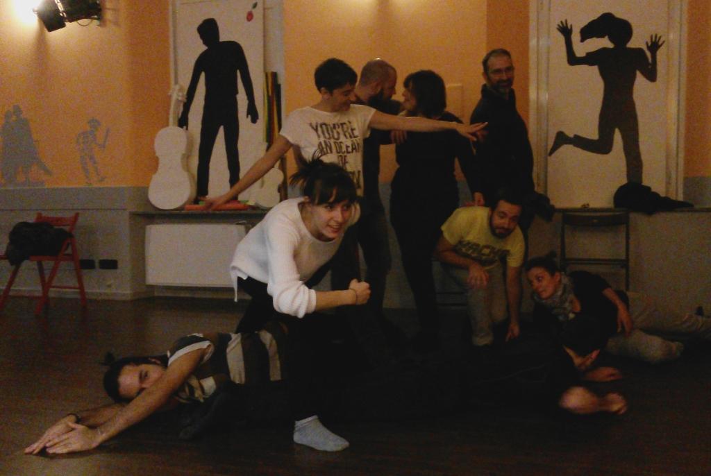 TeatroGruppo Popolare corsi teatrali per adulti