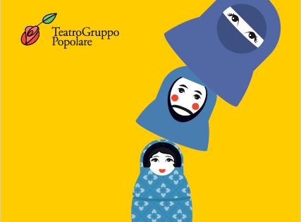 Le donne di Shakespeare TeatroGruppo Popolare