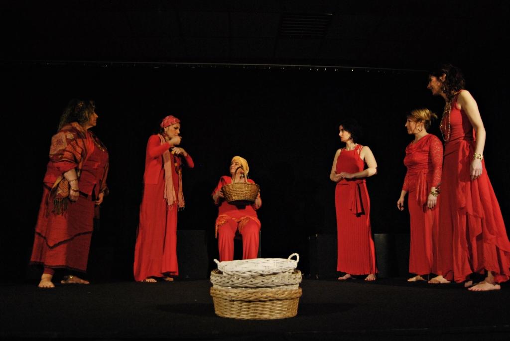 UN ANNO DI SOLITUDINE TeatroGruppo Popolare