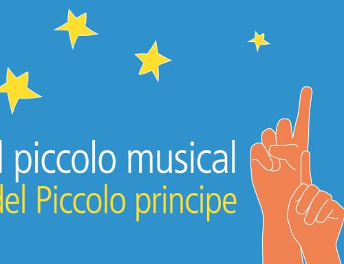 Il piccolo musical del Piccolo principe SCHEDA PRODUZIONI