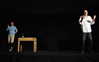 ANNA Amore Non Ne Avremo - TeatroGruppo Popolare