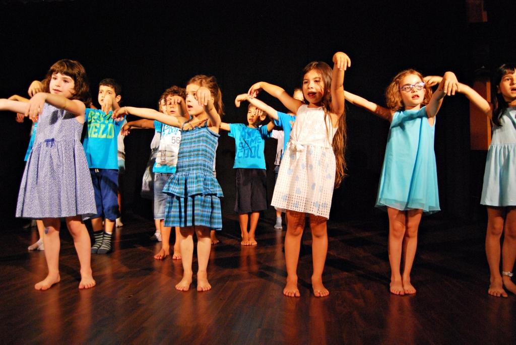 TeatroGruppo Popolare Corsi bambini