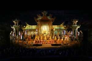 Turandot cinema Zeffirelli