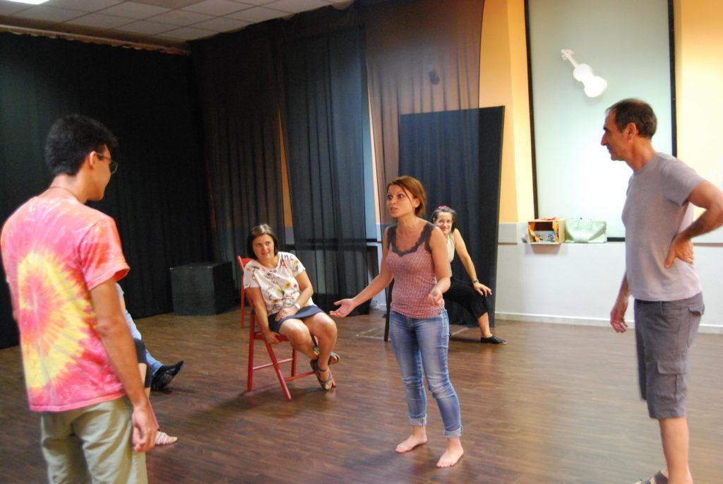 TeatroGruppo Popolare Centro Estivo Adulti
