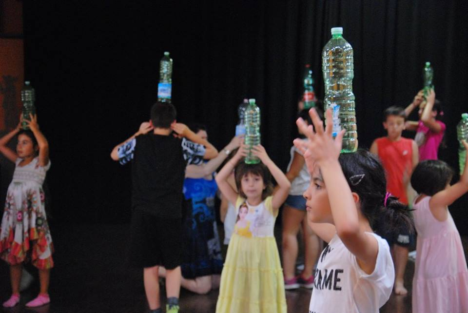 TeatroGruppo Popolare Corsi di teatro per bambini