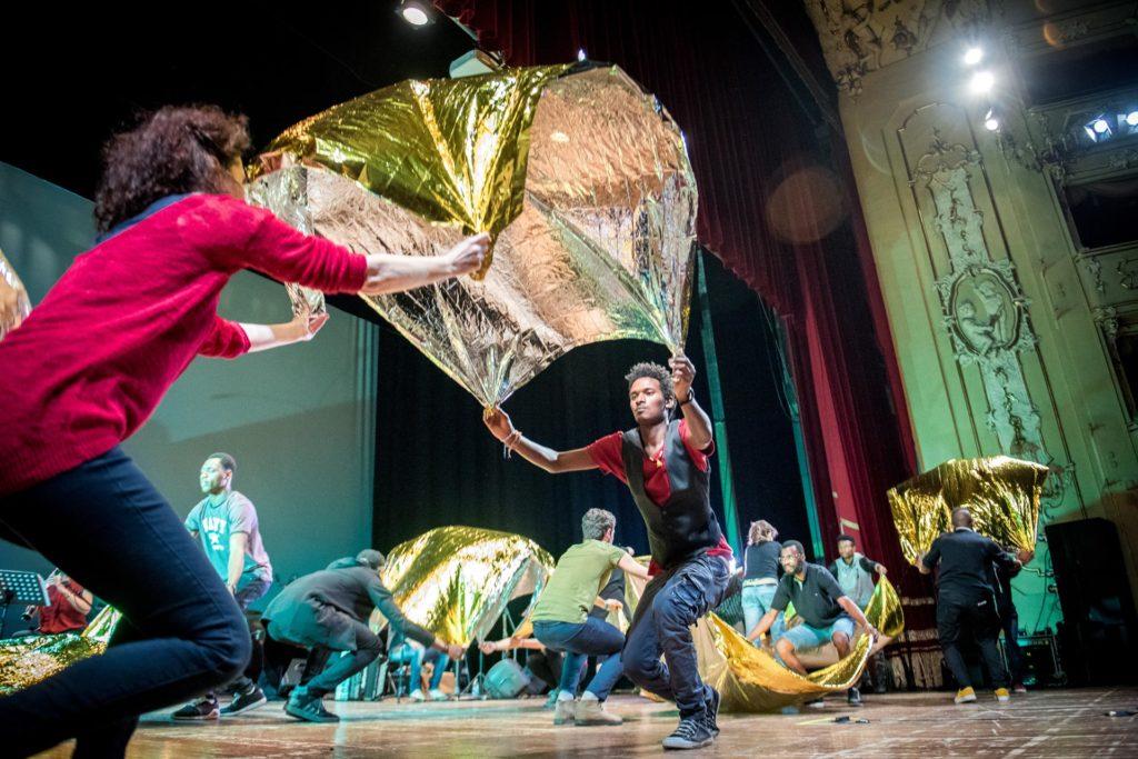 Sconfinati destini di TeatroGruppo Popolare