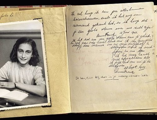 Il diario di Anna Frank – LIETO IL FINE