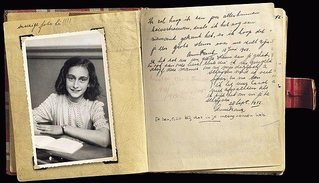Il diario di Anna Frank raccontato ai bambini
