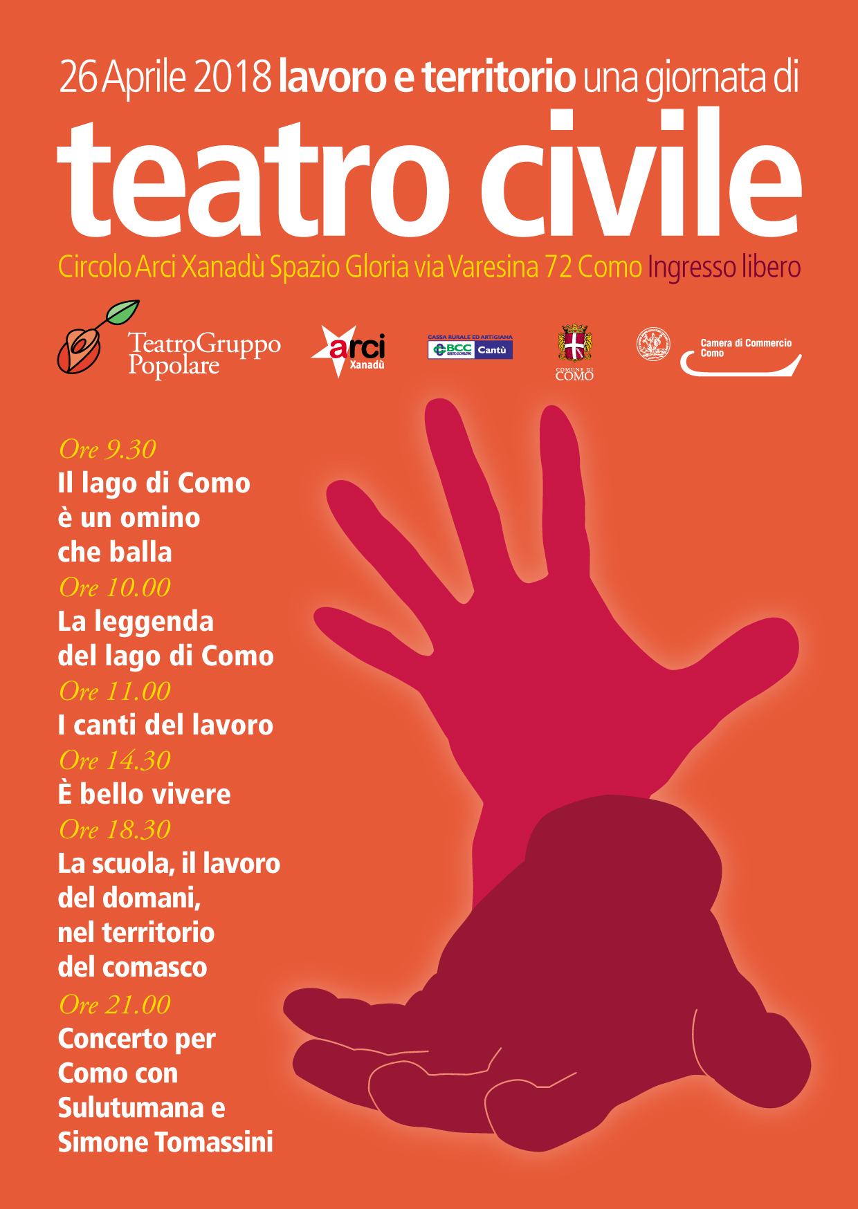 teatro civile 2018