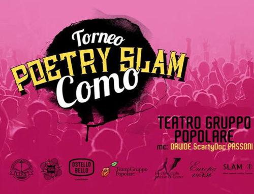 Poetry slam round #2 a Como | Il teatro e Margherita