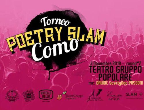 Poetry Slam round #2
