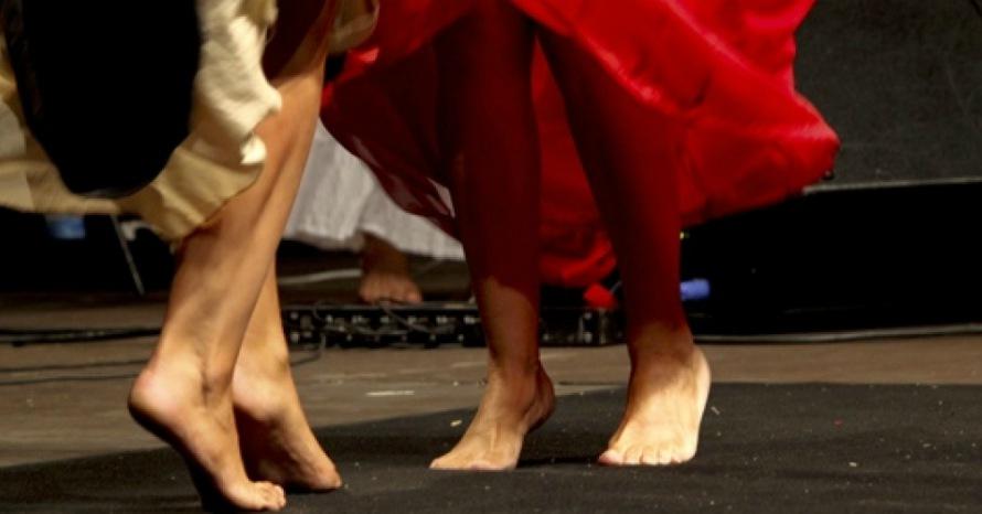 teatro danza popolare