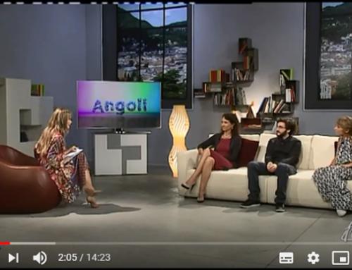 PRESENTAZIONE CORSI DI TEATRO A ESPANSIONE TV ANNO 2019