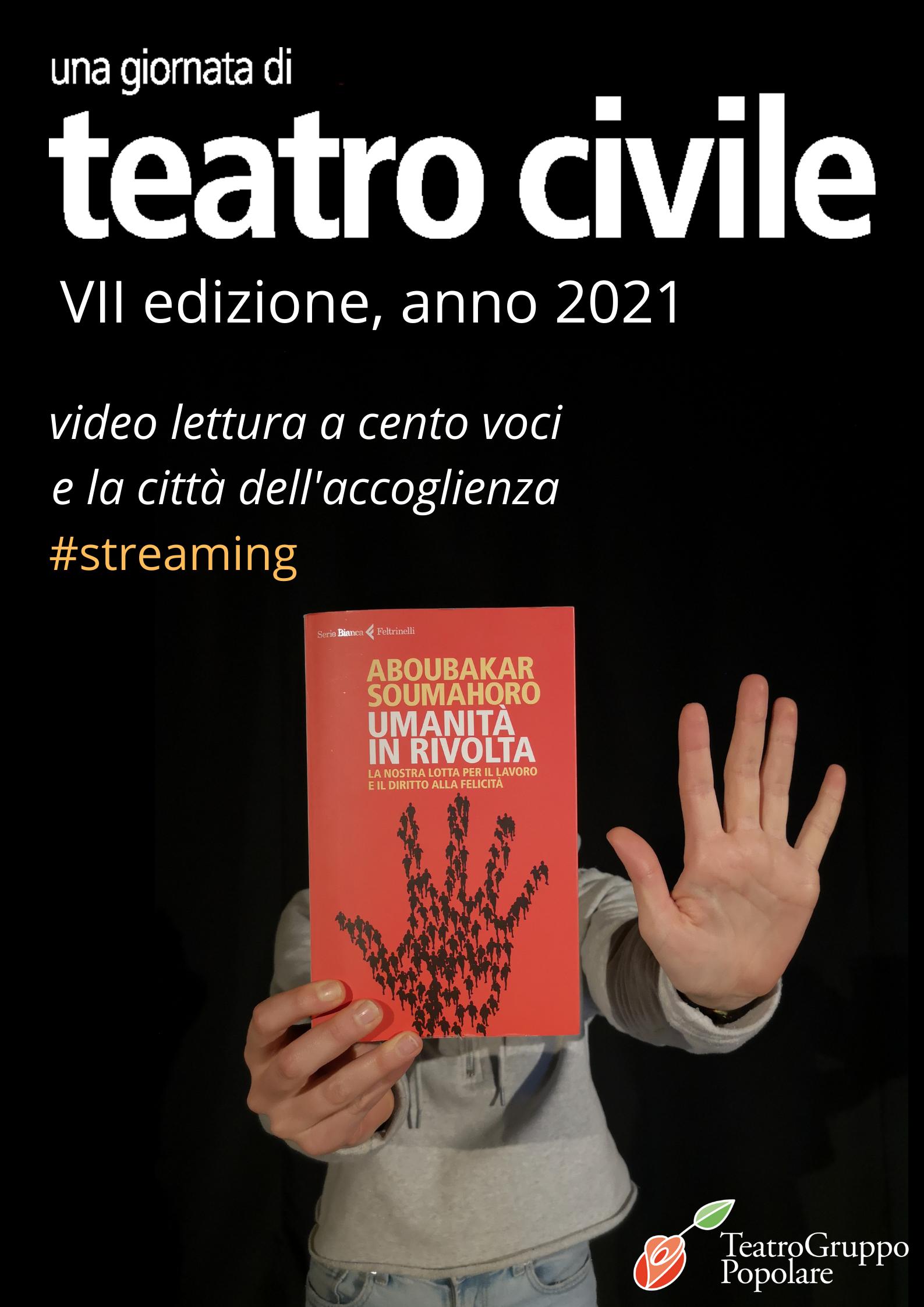 Una giornata di teatro civile VII edizione