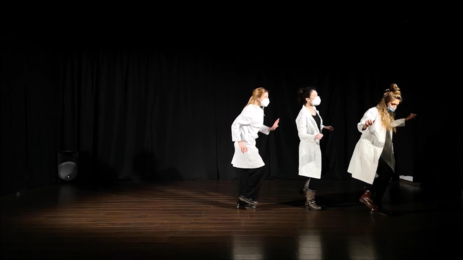 Tre allegre chirurghe di TeatroGruppo Popolare