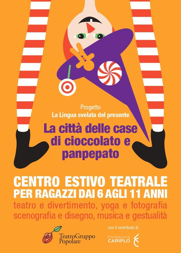 TeatroGruppo Popolare Centro Estivo Ragazzi